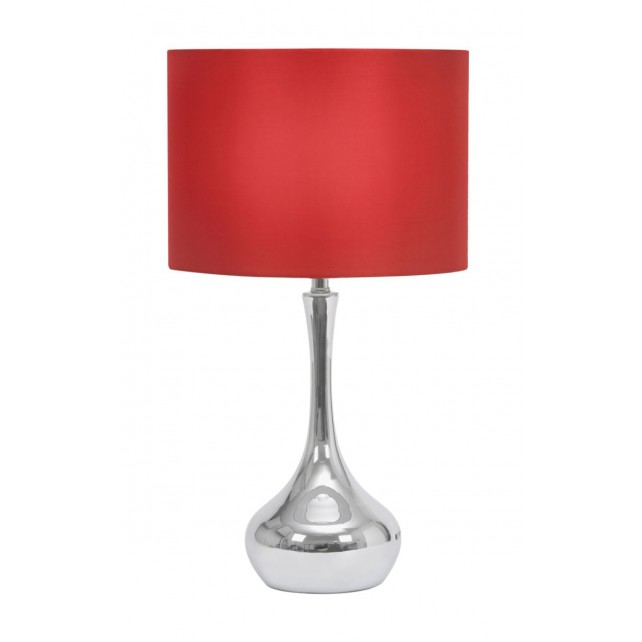 Juno Table Lamp - Red