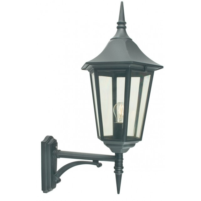 Norlys VG1 BLACK Valencia Grande Up Lantern Black