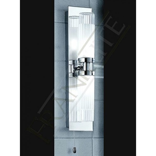 Franklite WB534 Bathroom 2lt Bracket IP44