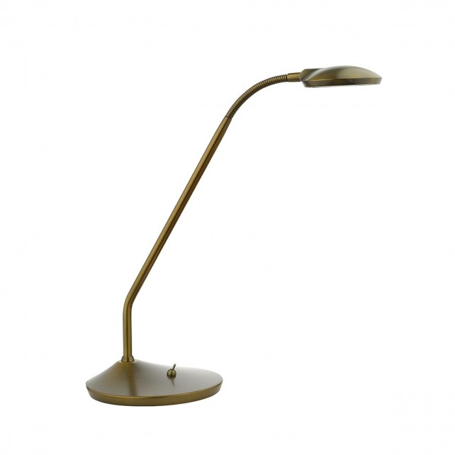 Wellington Table Lamp Bronze Led