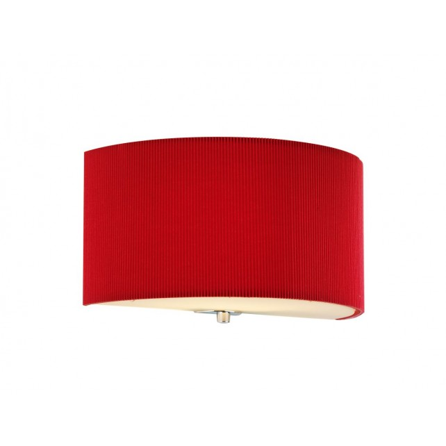 Zaragoza Wall Light - 1 Light Red